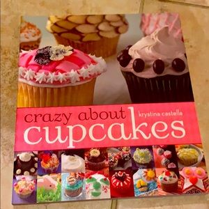 *NEW* CRAZY ABOUT CUPCAKES Cookbook 🧁